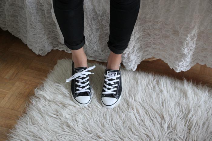 How to wear: Chucks richtig binden provinzkindchen