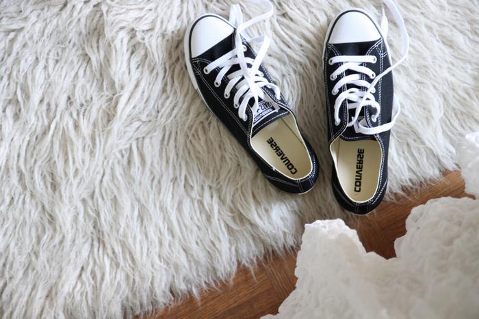 how to wear chucks richtig binden provinzkindchen. Black Bedroom Furniture Sets. Home Design Ideas