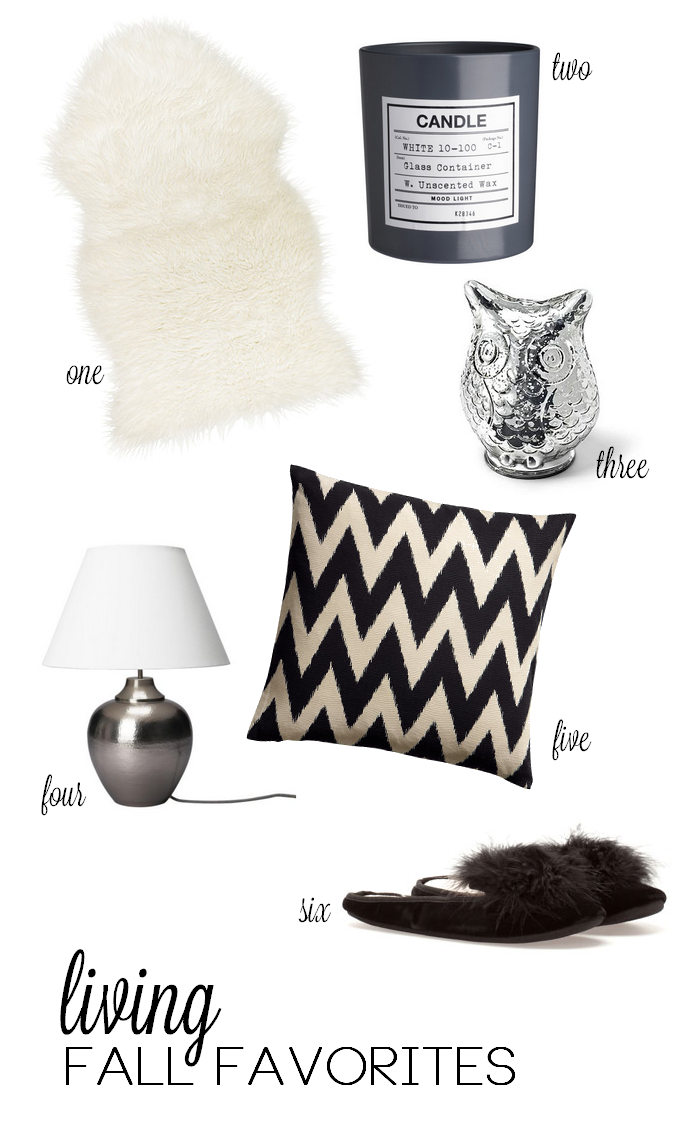 fall wishlist living