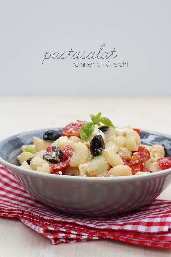 Pastasalat + 3 Dressing-Ideen