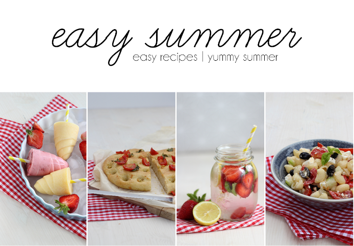 Easy Summer Rezeptideen