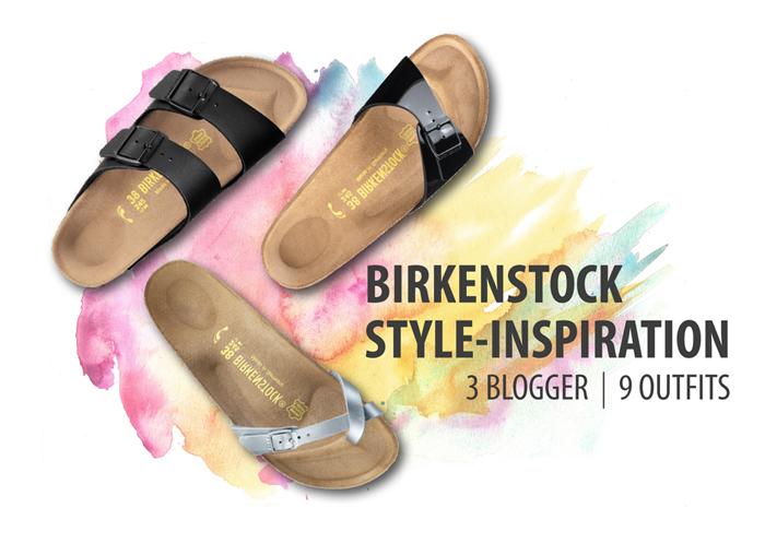 Schuhe wie Birkenstocks