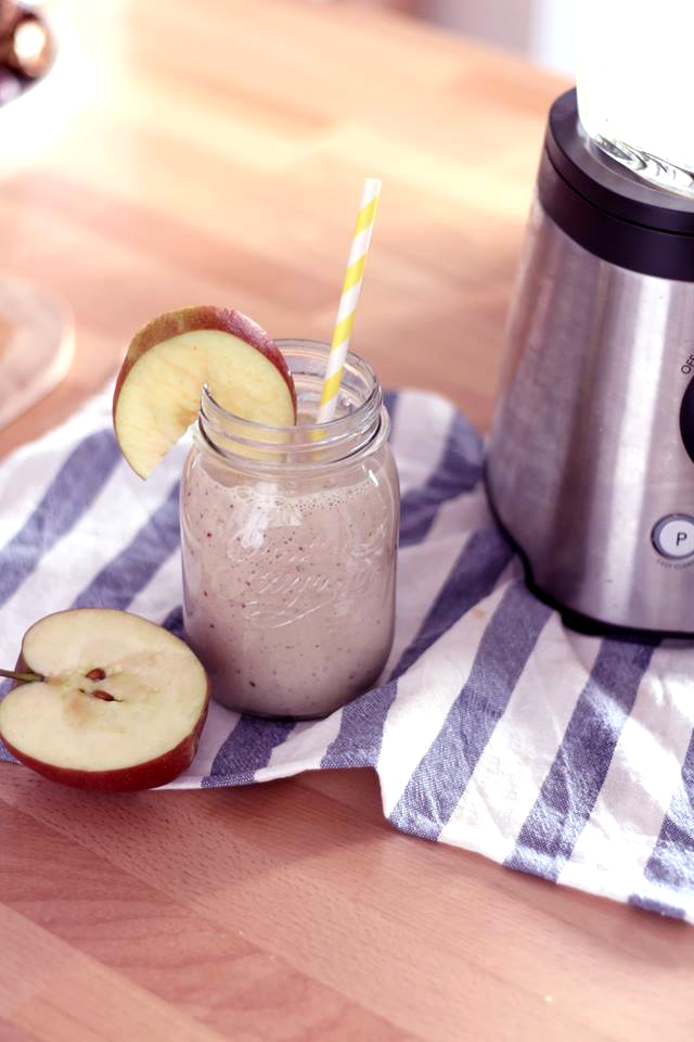 Apple Pie Smoothie Rezept
