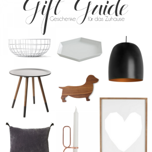 gift guide home unter 100