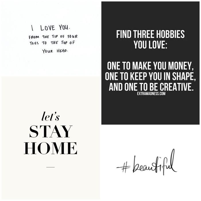 Pinterest Inspiration: True Words