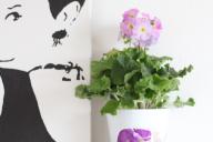 marmorierte Blumentöpfe DIY // provinzkindchen.com