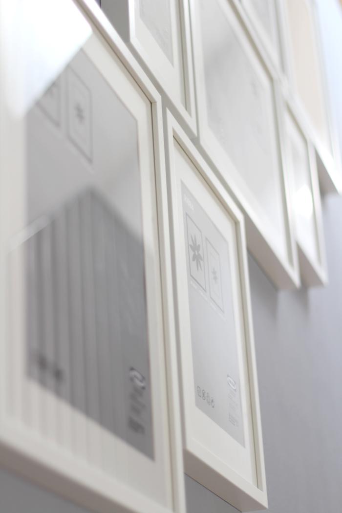 Bilderwand gestalten - 5 Tipps für die Gallery Wall