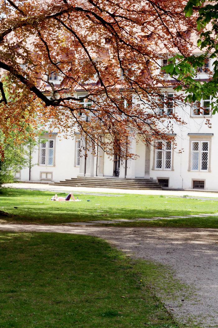 picknick im burggarten graz // provinzkindchen.com
