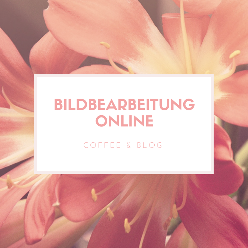 Bildbearbeitung online - canva & BeFunky // provinzkindchen.com