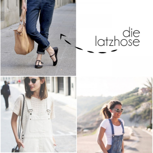 how to wear: dungarees // provinzkindchen.com