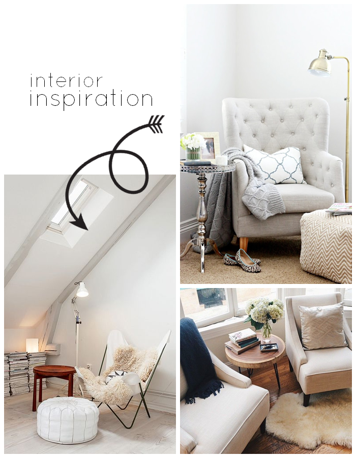 Interior Inspiration Gemütliche Leseecke Provinzkindchen