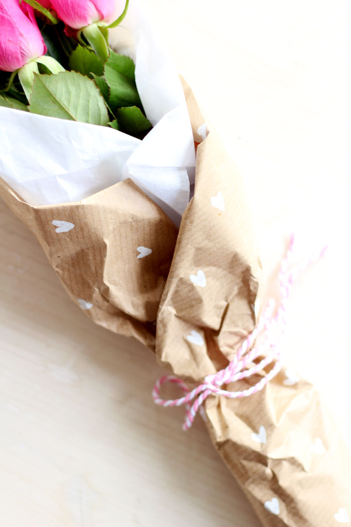 DIY mothers day bouquet // provinzkindchen.com