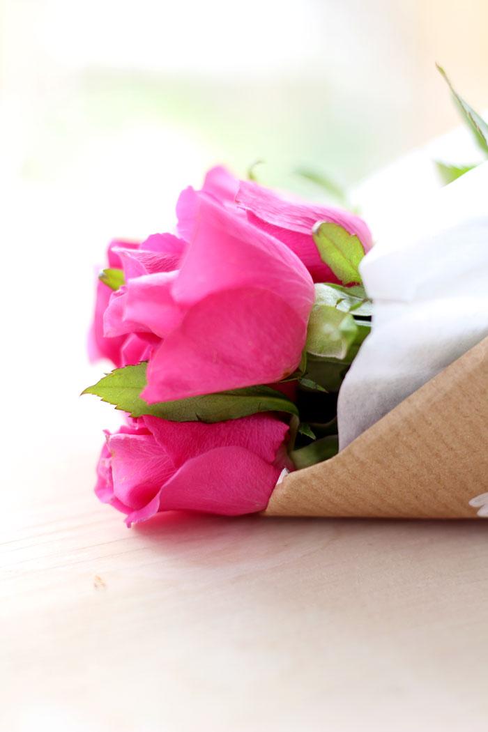 DIY mothers day bouquet // provinzkindchen.com
