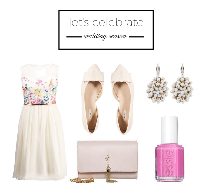 let's celebrate: wedding season // provinzkindchen.com