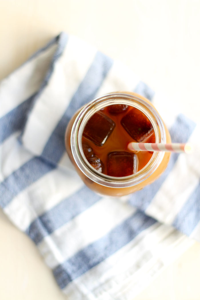 Coconut Iced Coffee // provinzkindchen.com