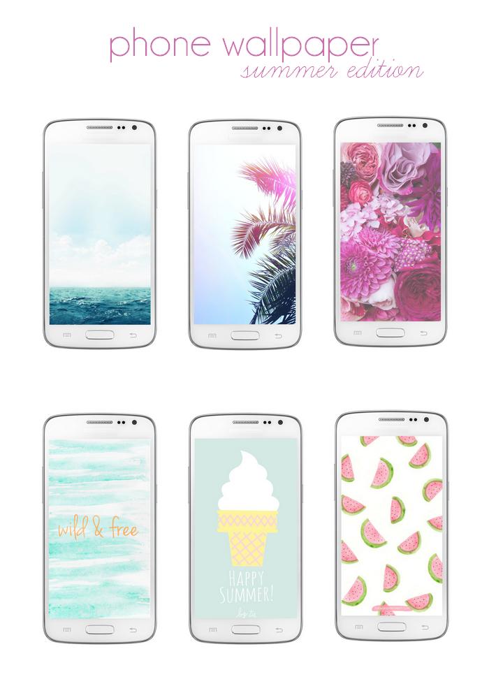 phone wallpaper summer