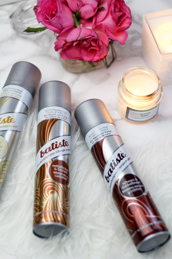 Batiste Hint of Color Dry Shampoo