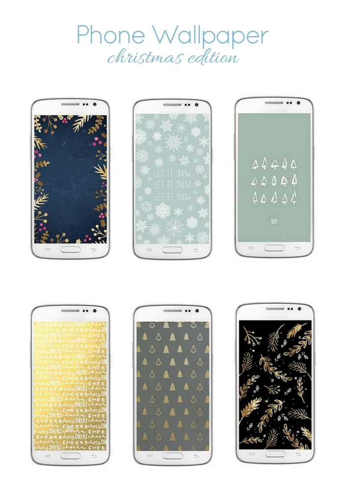 Phone Wallpaper - Christmas Edition