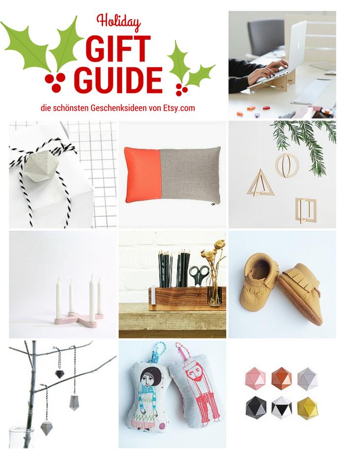 Gift Guide Etsy