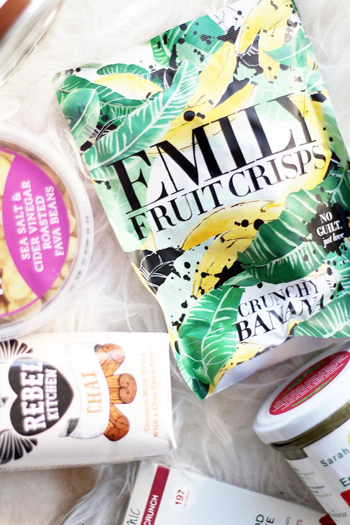 Überraschung aus der Box: foodist healthy box