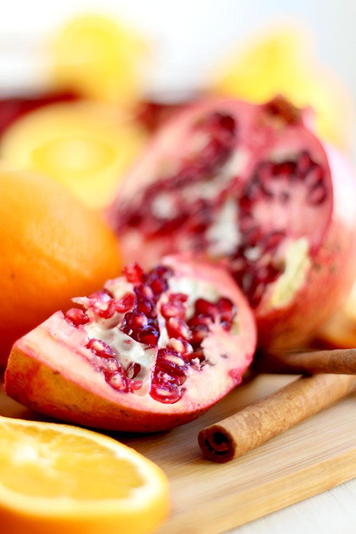fruchtiger Weihnachtspunsch 8