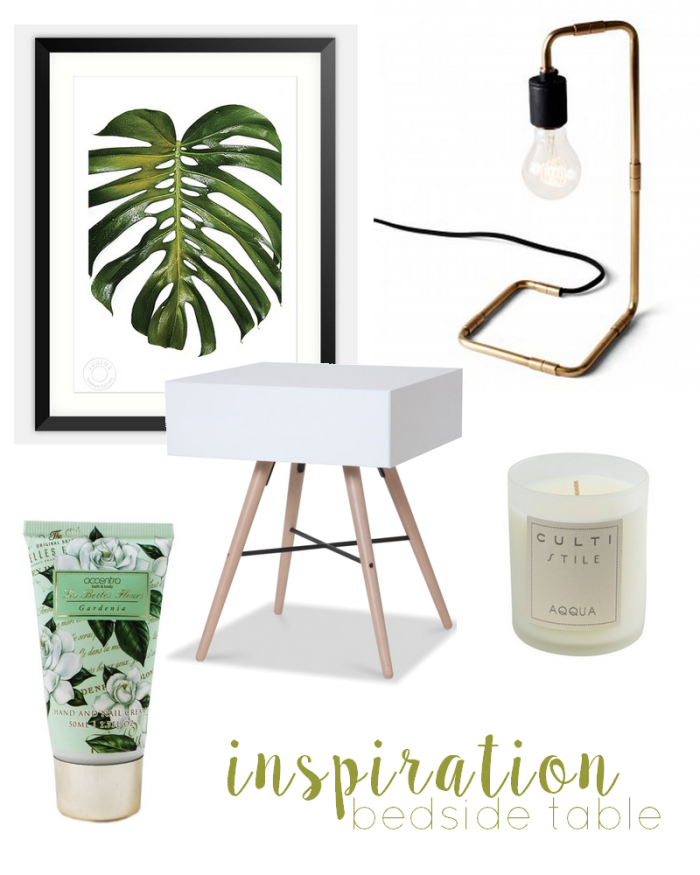 inspiration bedside table