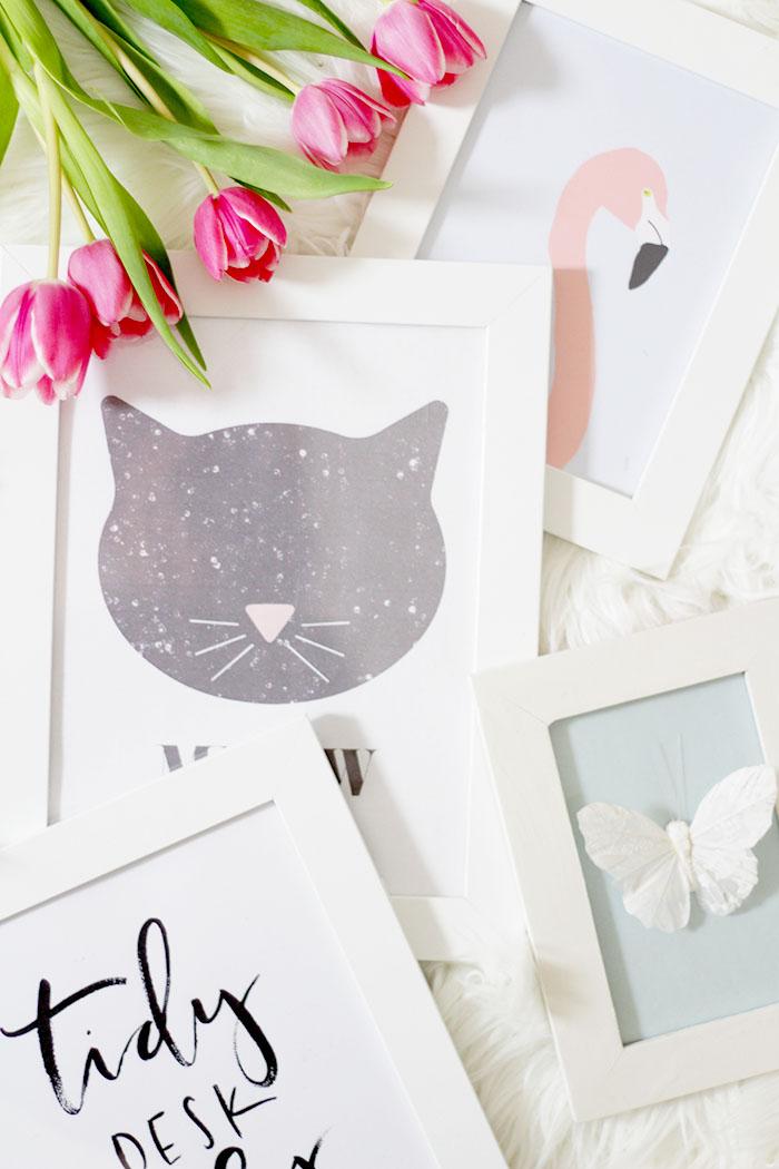 Gratis Prints für dein Zuhause