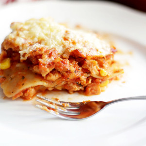 Veggie Lasagne 2
