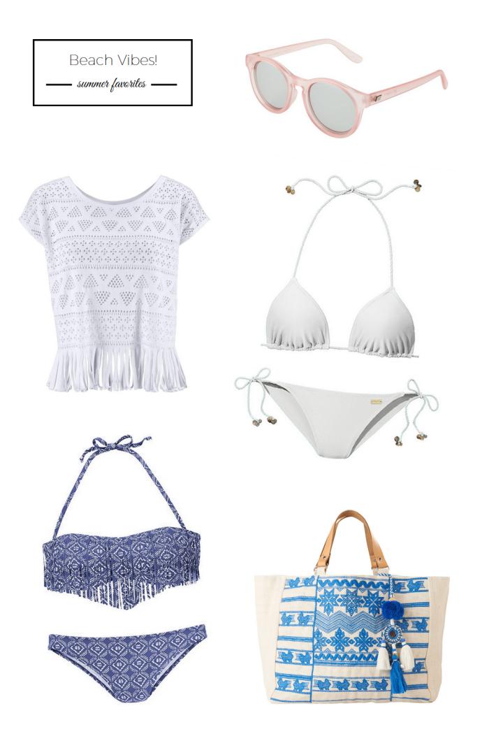 Beach Vibes & Bikinis