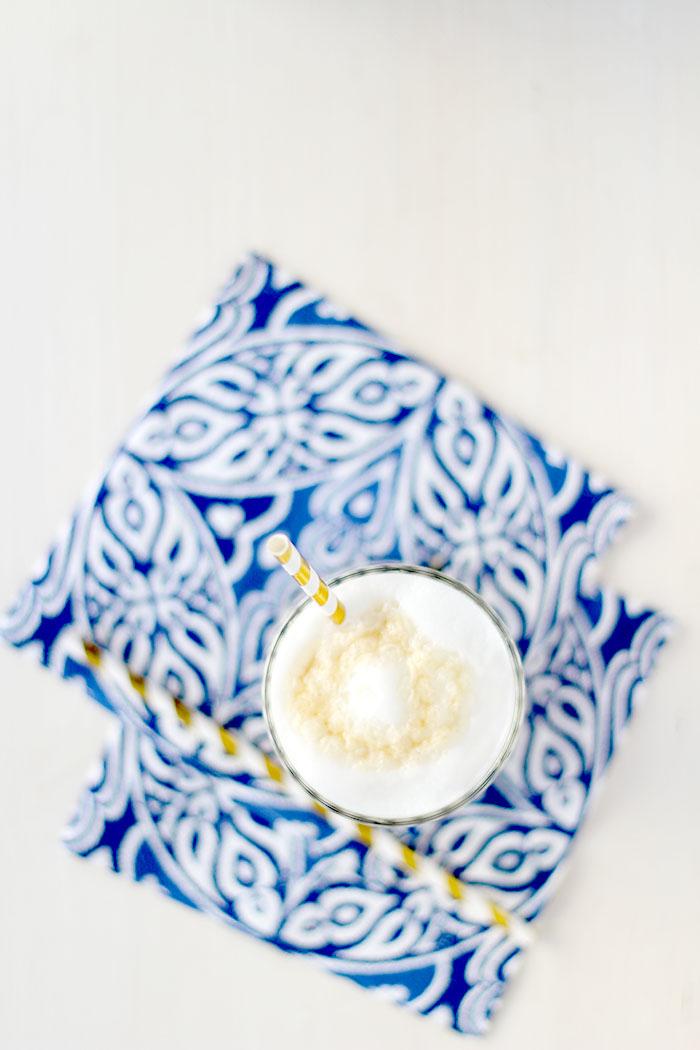Rezept: Iced Vanilla Latte