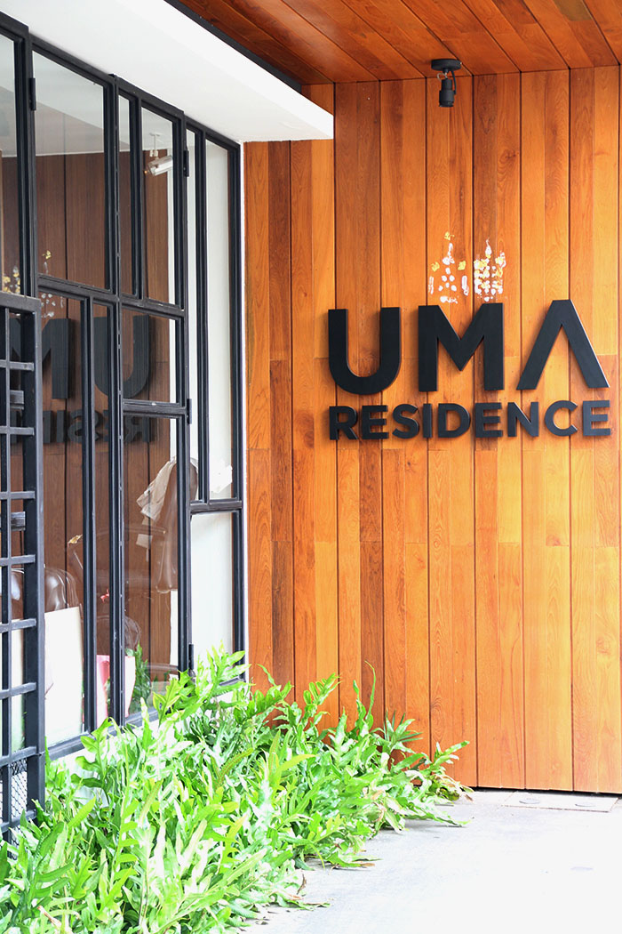 Where To Stay: Bangkok - UMA Residence