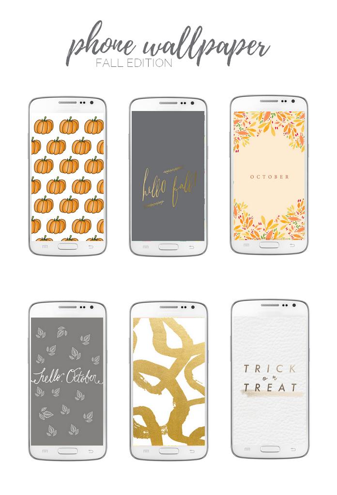 Phone Wallpaper - Fall Edition