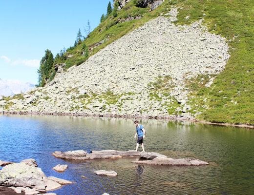 Ausflugstipp: Wanderung zum Spiegelsee