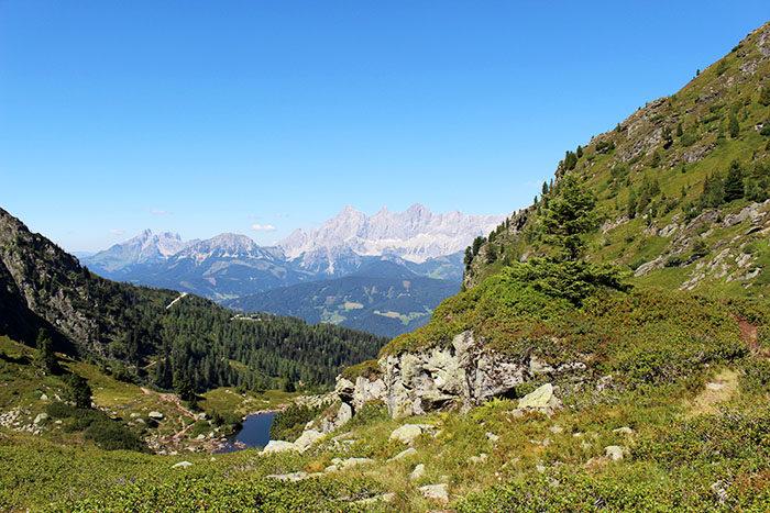Ausflugstipp: Wanderung von der Reiteralm zum Spiegelsee