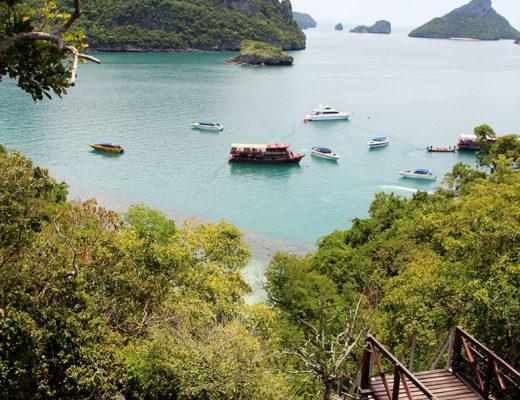 Travel Diary: Ang Thong Marine Nationalpark