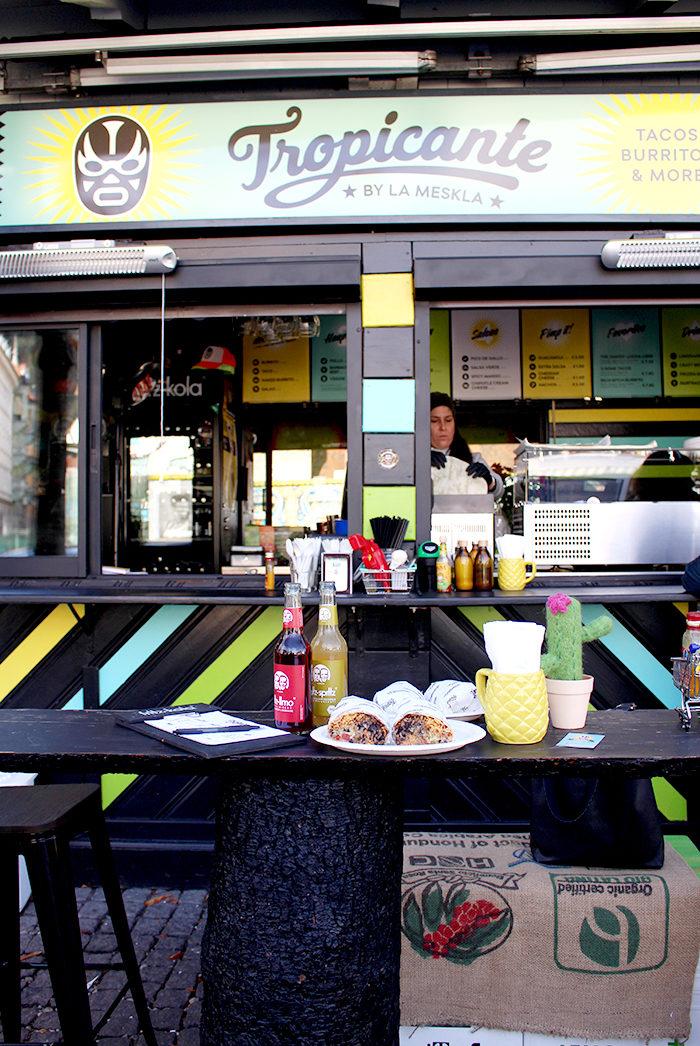 Graz Tipp: Das Tropicante am Lendplatz