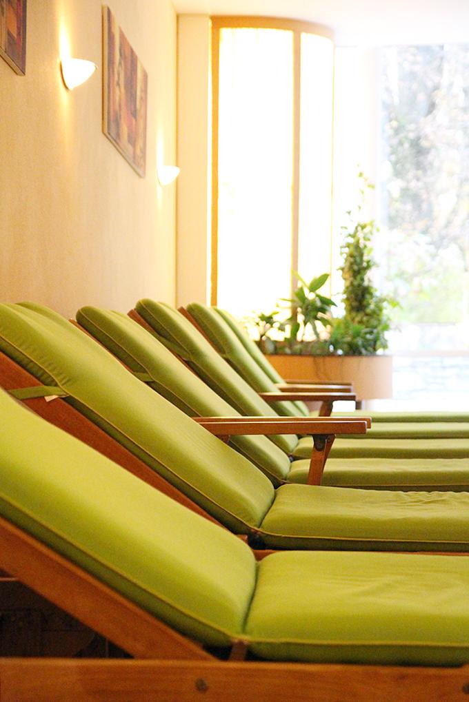 24 Stunden Wohlfühlen im Hotel Miraverde im EurothermenResort Bad Hall