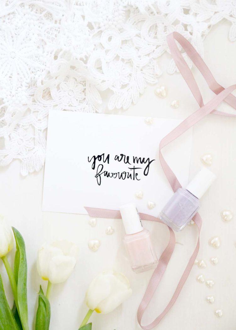 Because I said Yes: Ein kleiner Einblick in unsere Hochzeitsvorbereitungen