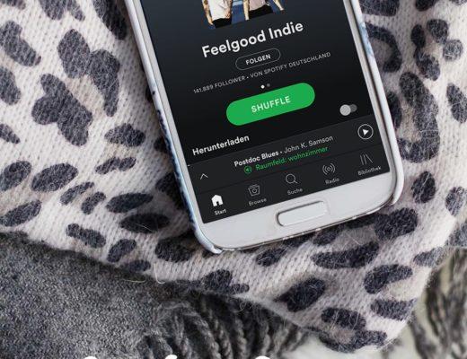 Meine liebsten Gute-Laune-Playlists auf Spotify