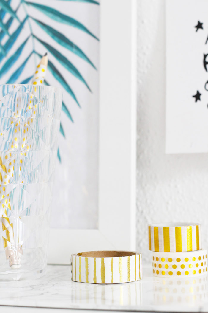 Diy Ideen Mit Washi Tape Fr Dein Home Office With Ideen.