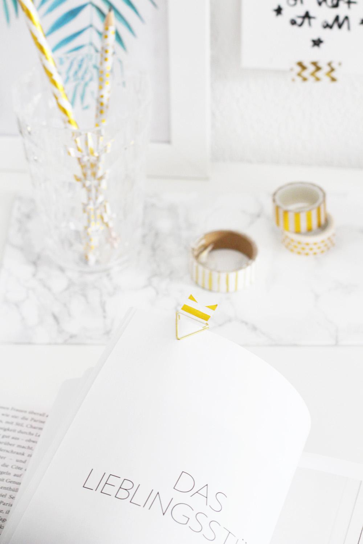 3 DIY Ideen mit Washi Tape für dein Home Office