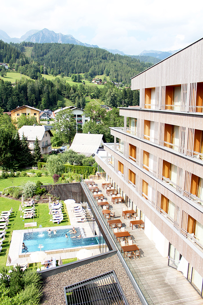 Where to Stay: Falkensteiner Hotel Schladming - provinzkindchen