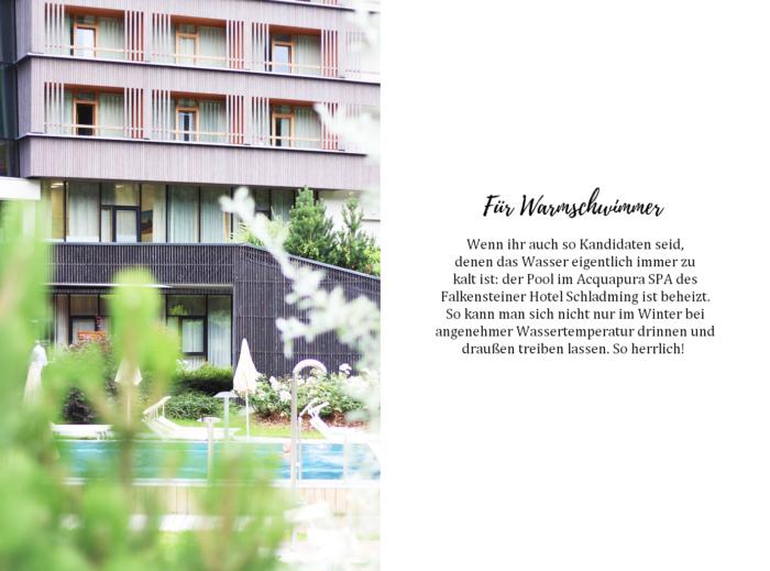 Where to Stay: Falkensteiner Hotel Schladming