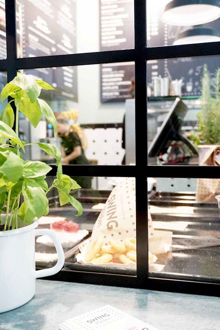 Graz Tipp: Swing Kitchen Graz - Real Vegan Burger