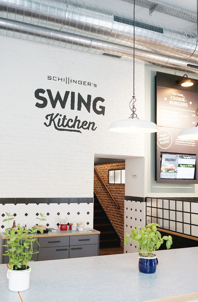 Graz Tipp: Swing Kitchen Graz - Real Vegan Burger