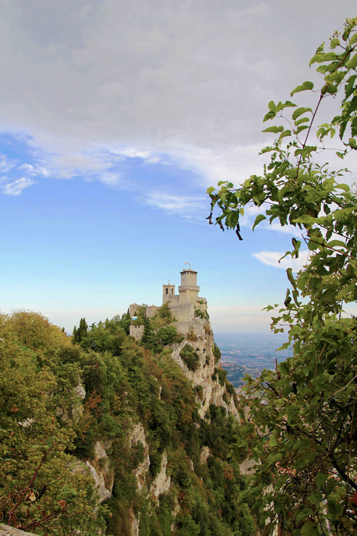 Italien Roadtrip: Ein Tag in San Marino