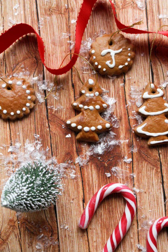 DIY: Essbare Geschenkanhänger aus Lebkuchen selber machen
