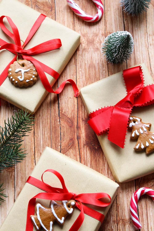 weihnachtliche geschenkanh nger aus lebkuchen selber. Black Bedroom Furniture Sets. Home Design Ideas