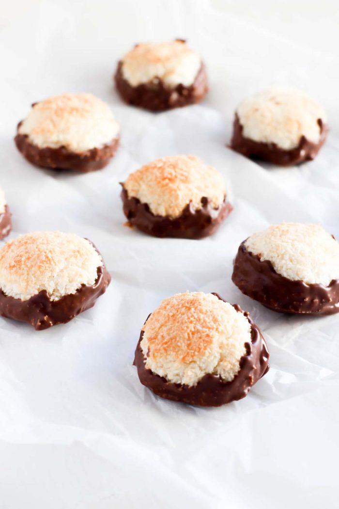 #keksehelfen - Kokos Kuppeln selber machen