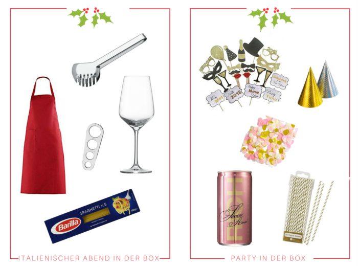 DIY Geschenkbox: 8 schöne Themenideen für Geschenke in der Box